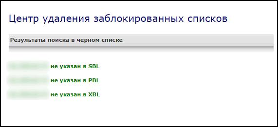 Заблокированный IP на спамхаус для Инстаграма